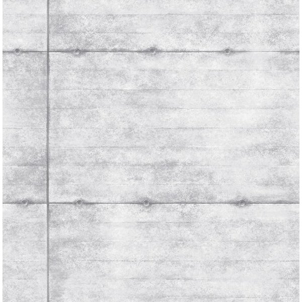 Dutch Wallcoverings Reclaimed beton behang grijs