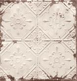 Dutch Wallcoverings Reclaimed vintage tegel behang Off-white FD22332