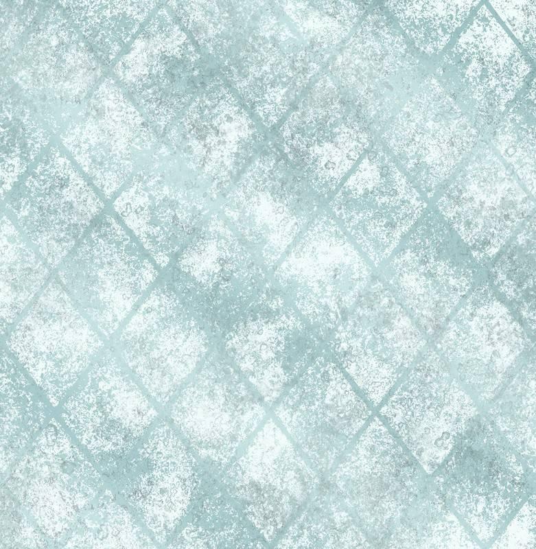 Dutch Wallcoverings Behang.Dutch Wallcoverings Reclaimed Metallic Behang Blauw De