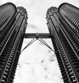 Dutch Wallcoverings City Love Kuala Lumpur z/w 9-d