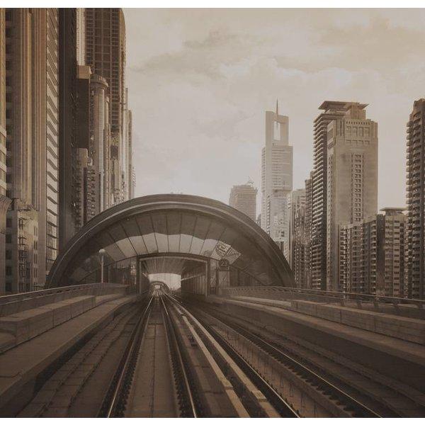 Dutch Wallcoverings City Love Dubai vint. 6-d