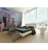 Dutch Wallcoverings City Love Hong Kong 9-d