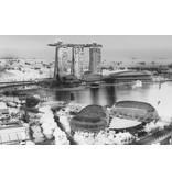 Dutch Wallcoverings City Love Singapore z/w 9-d