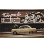 Dutch Wallcoverings City Love Havana vint. 9-d