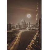 Dutch Wallcoverings City Love Dubai vint. 4-d