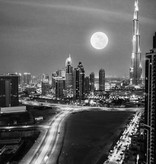 Dutch Wallcoverings City Love Dubai z/w 4-d