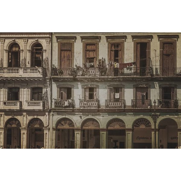 Dutch Wallcoverings City Love Havana vint. 9-d