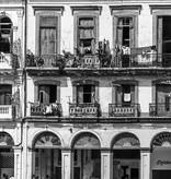 Dutch Wallcoverings City Love Havana z/w 9-d