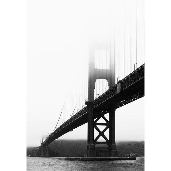 Dutch Wallcoverings City Love San Francisco z/w 4-d