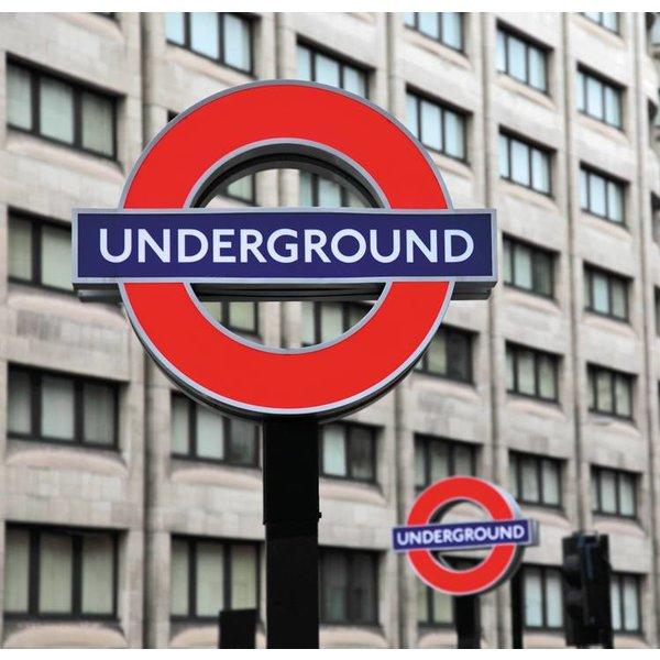 Dutch Wallcoverings City Love London 6-d