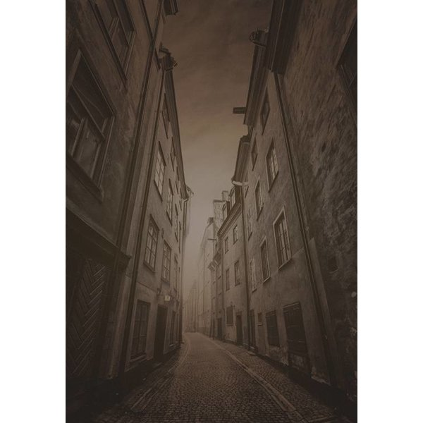 Dutch Wallcoverings City Love Stockholm vint. 4-d