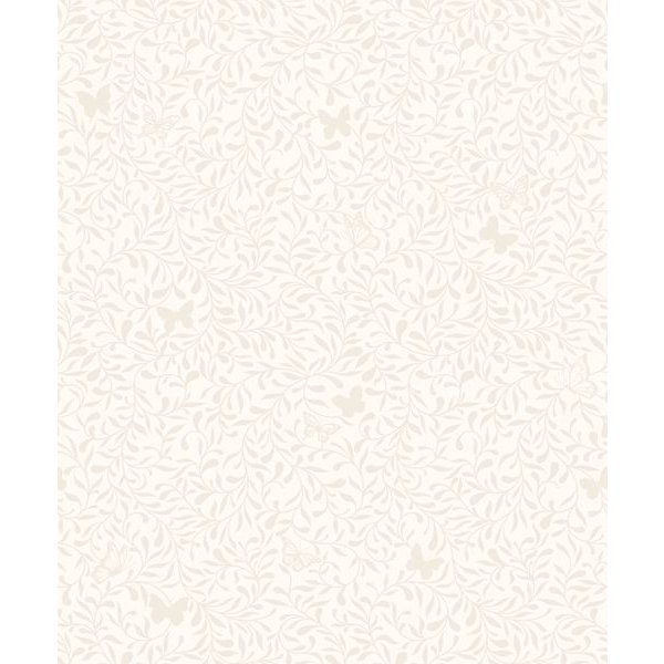 Dutch Wallcoverings Soft & Natural Dessin wit glitter