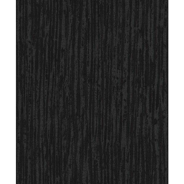 Dutch Wallcoverings Soft & Natural Schors zwart