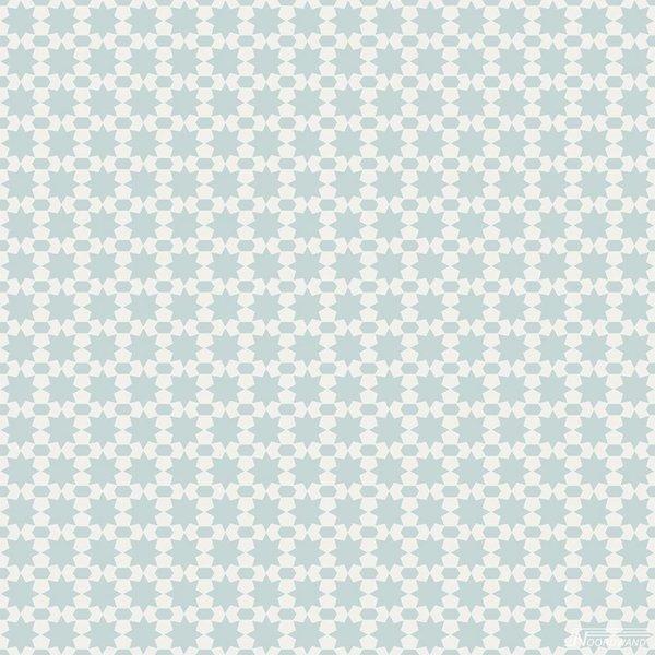 Noordwand Cozz Smile sterren blauw off-white