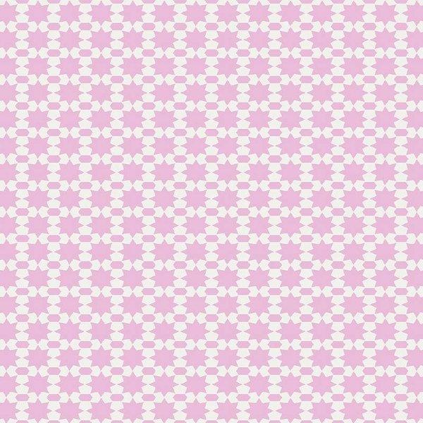 Cozz Smile sterren roze