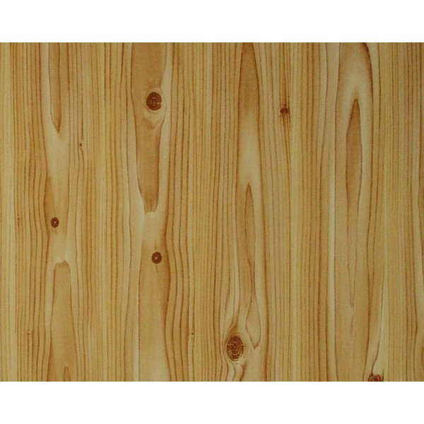 A.S. Creation Dekora Natur houten planken bruin