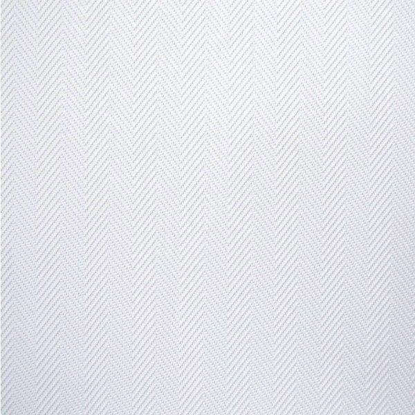 Dutch Wallcoverings Royal Dutch 7 schuimvinyl visgraat wit