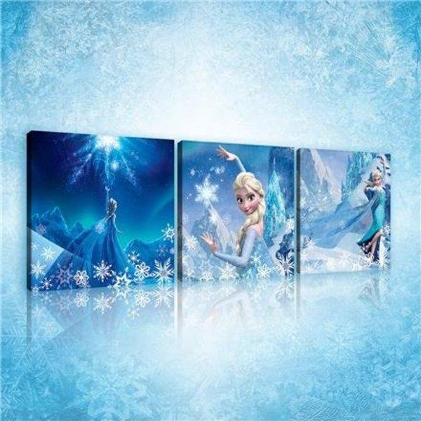 Canvas set Frozen 1734S13