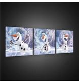 Dutch Wallcoverings Canvas set Frozen 1738S13