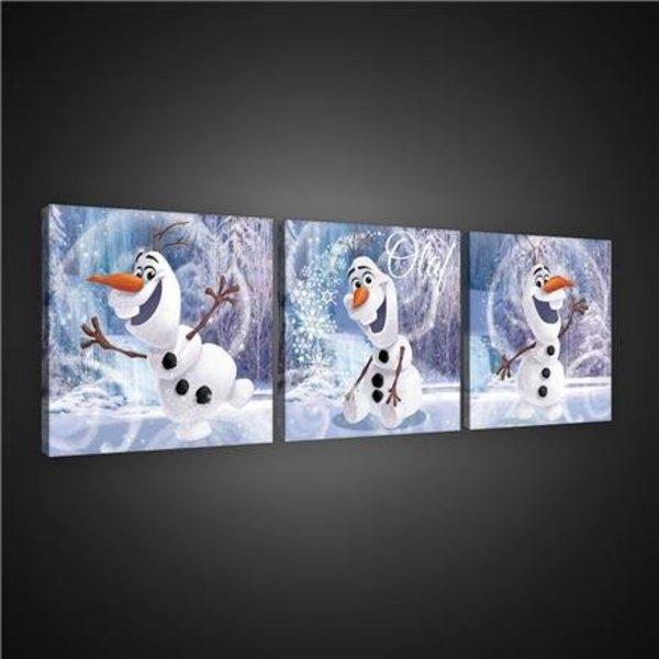 Canvas set Frozen 1738S13