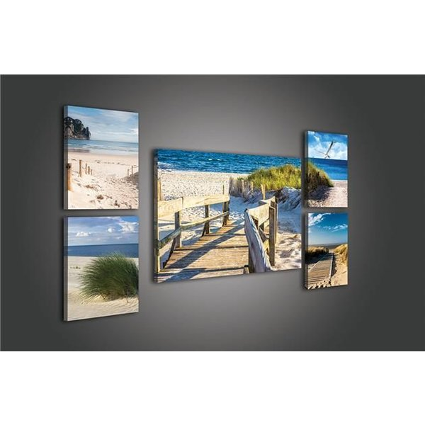 Canvas set Strand 1740S14