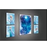 Dutch Wallcoverings Canvas set Frozen 1749S14