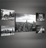 Dutch Wallcoverings Canvas set New York City 1811S14