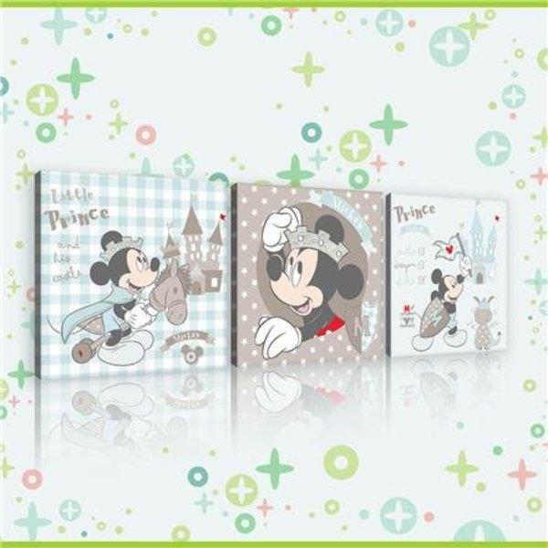 Canvas set Disney Mickey 2218S13