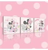 Dutch Wallcoverings Canvas set Disney Minnie 2219S13