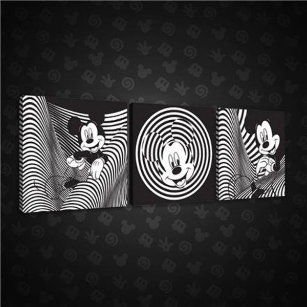 Canvas set Disney Mickey 1996S13