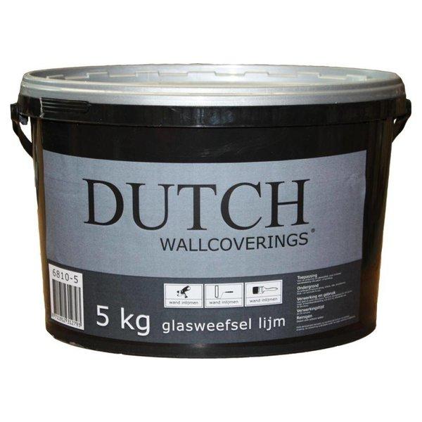 Dutch Wallcoverings Glasweefsellijm 5 kg - 25m2