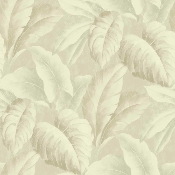 Dutch Wallcoverings Bontanical Bladeren beige BA2405