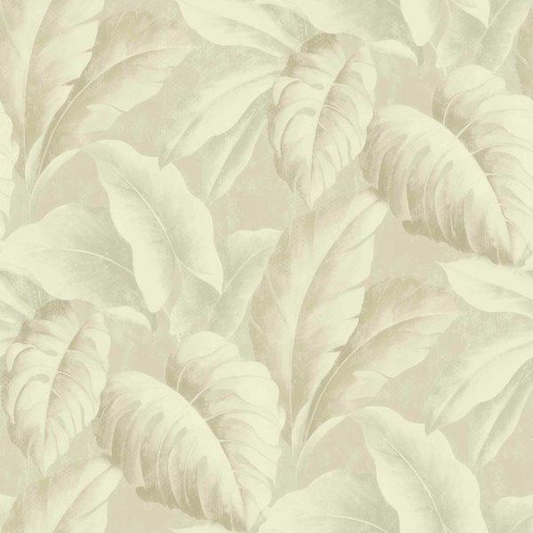 Dutch Wallcoverings Botanical Bladeren beige