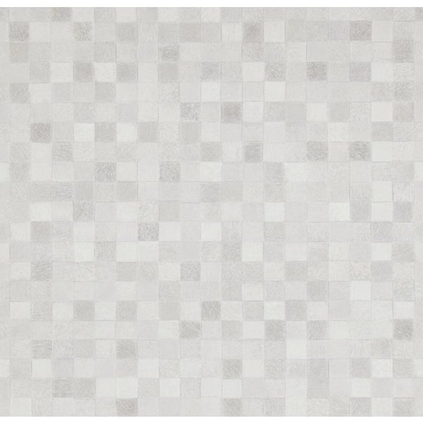 Voca Curious Dierenhuid geblokt creme/grijs