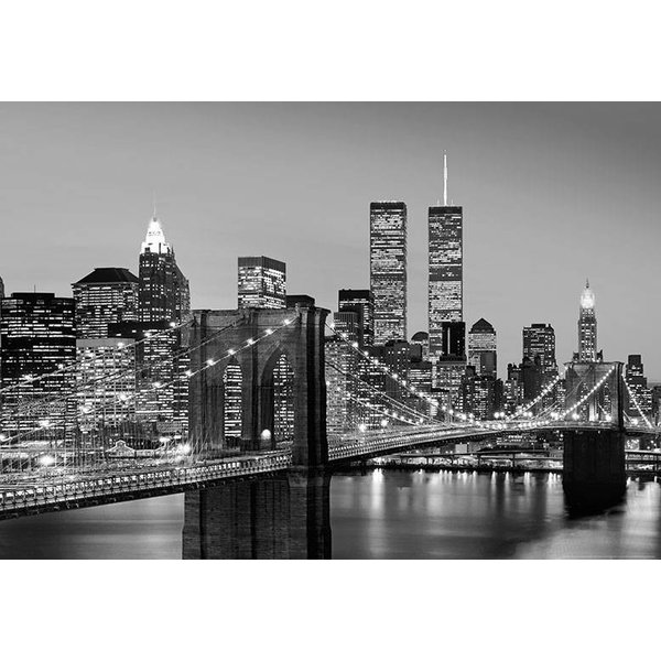 Dutch Wallcoverings Wizard & Genius fotobehang Manhattan Skyline