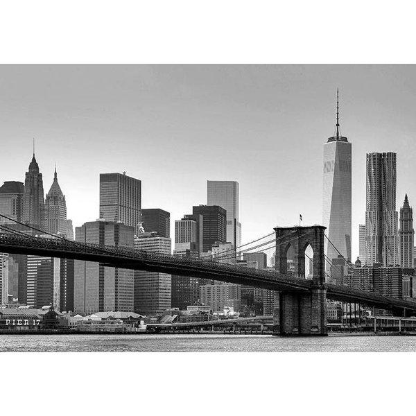 Dutch Wallcoverings Wizard & Genius fotobehang New York