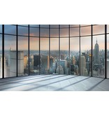 Dutch Wallcoverings Fotobehang New York Penthouse