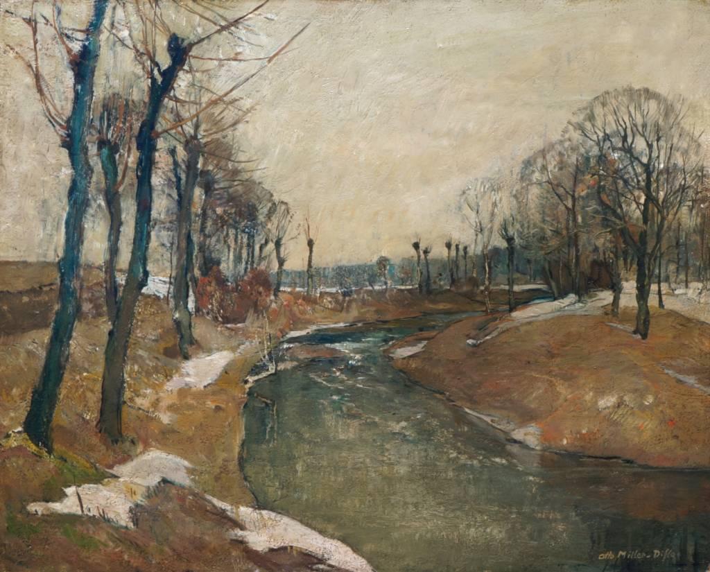 Otto Miller-Diflo (1878 - 1949)