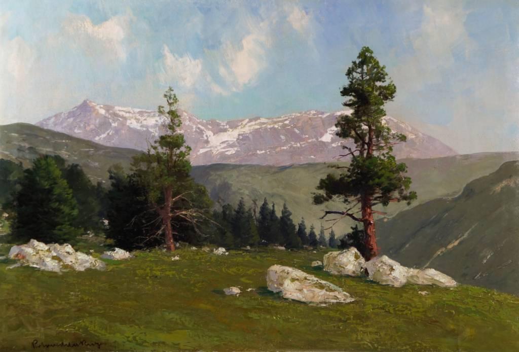 Karl Rohwedder-Ruge (1865 - 1940)