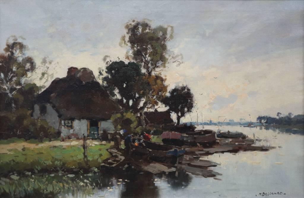 Henk Bellaard (1896 - 1975)