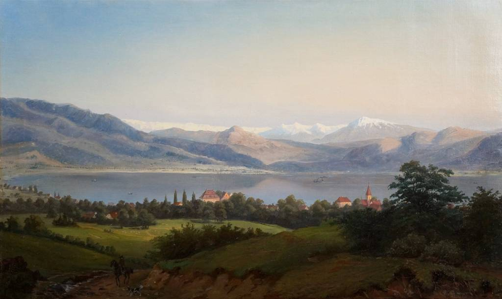 Künstler um 1850