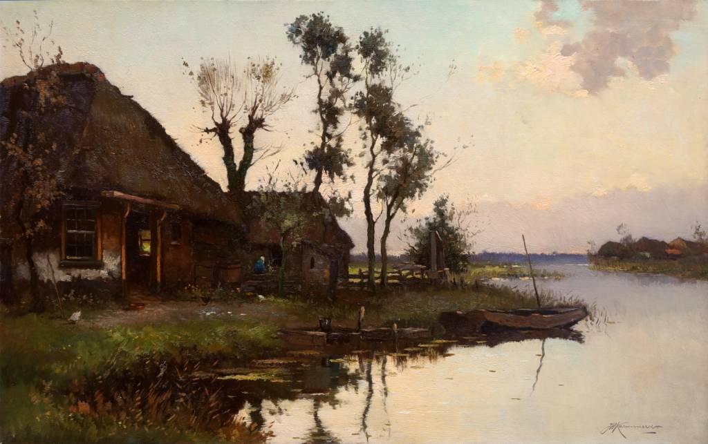Johan Hendrik Kaemmerer (1884 - 1979)