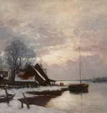 E. Lechner (Maler des 19. Jhdt.)