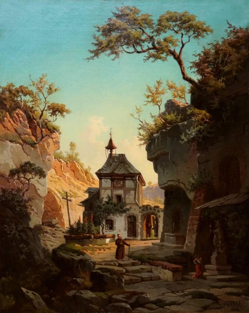 Karl Herrle (*1828)