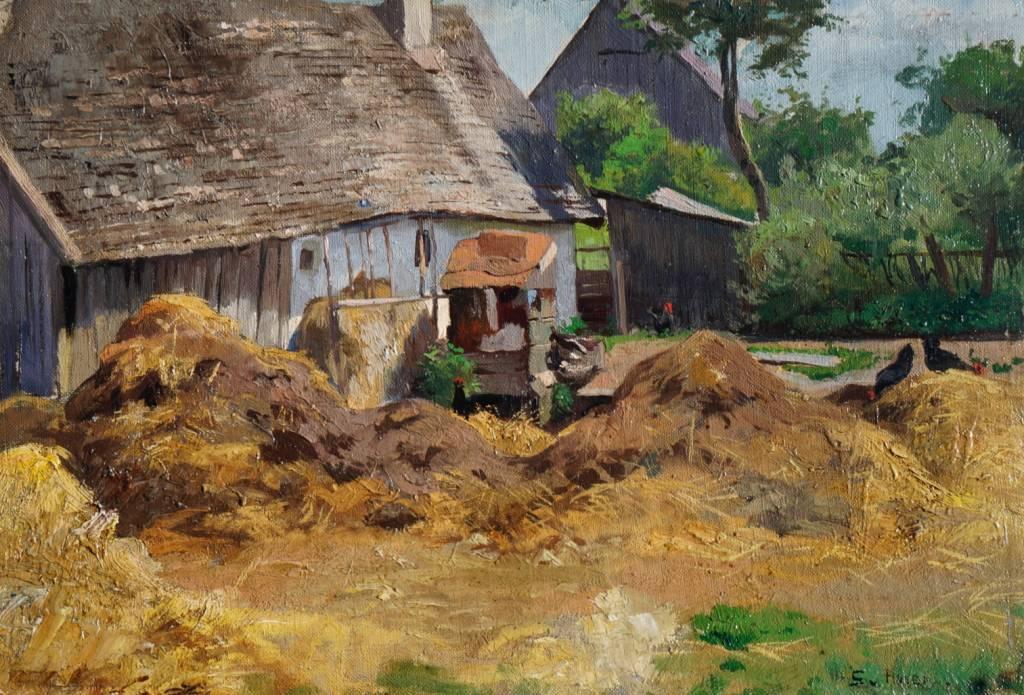 Gottfried von Hoven (1868 - 1921)