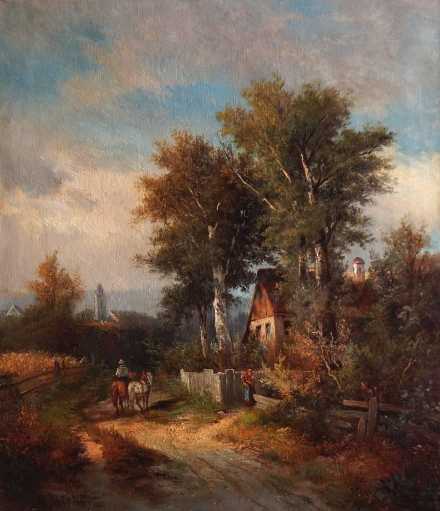 H. Hirth (Maler des 19. Jhdt.)