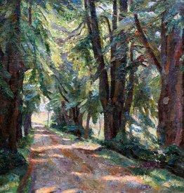 Henry Niestle (1876 - 1966) » Öl-Gemälde Impressionismus Münchner Secession Dachauer Künstlerkolonie