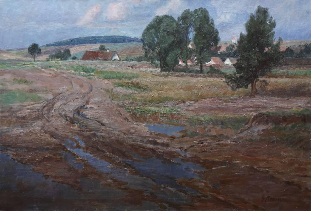 Getrud Körner (1866 - 1924)