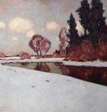 Carl Küstner (1861 - 1934) » Öl-Gemälde Landschaft Klassische Moderne