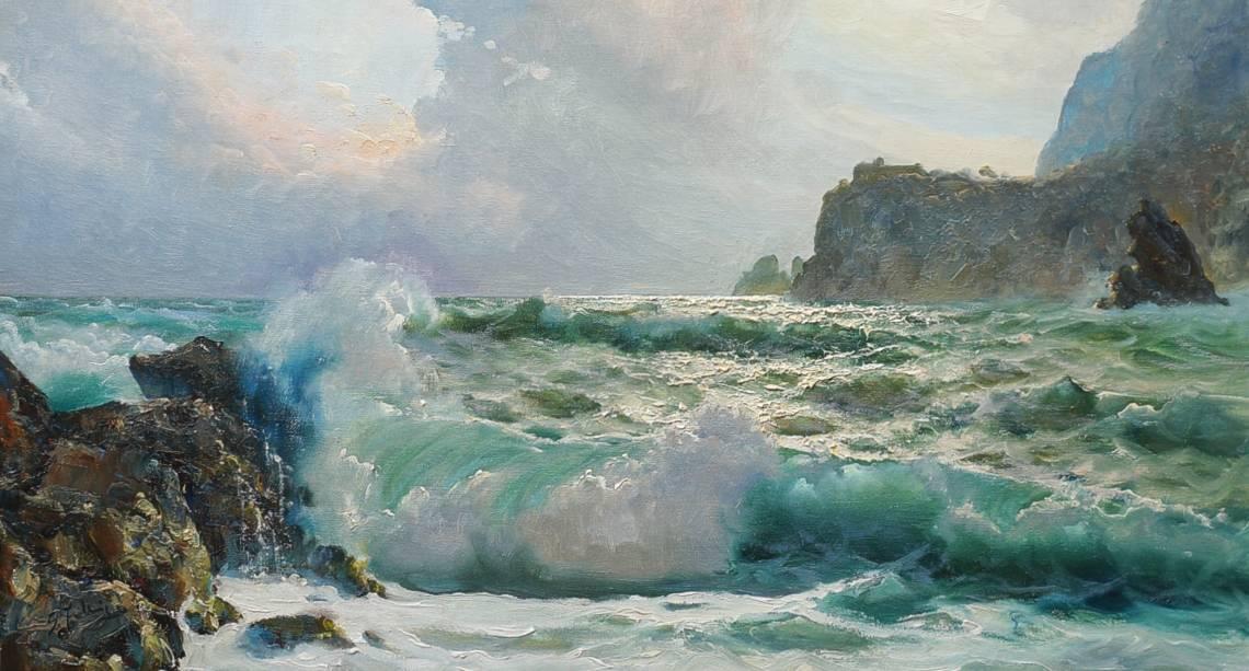 ARKAZIA Kunst und Auktionen - italienische Malerei
